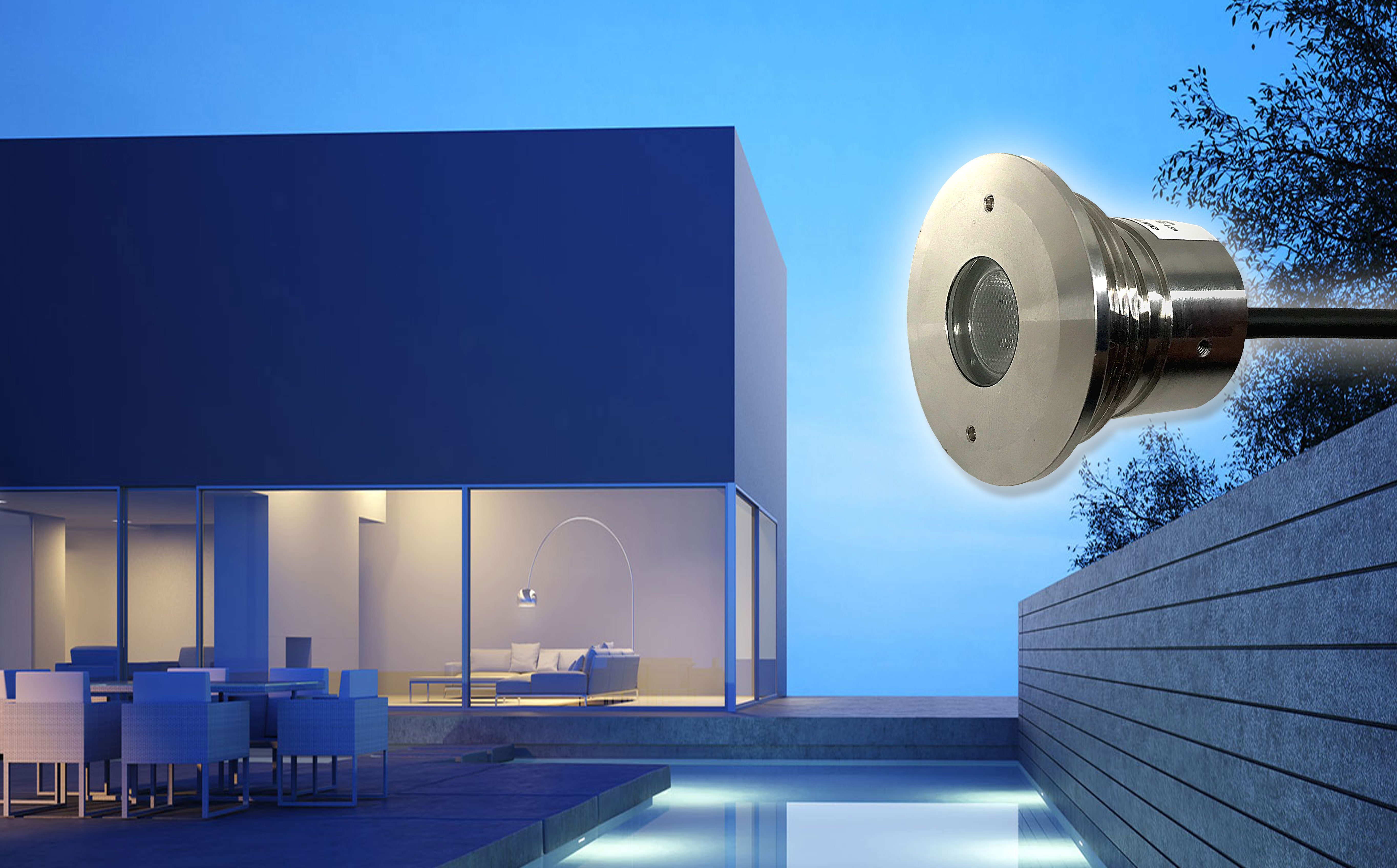 Probrite pool and spa light